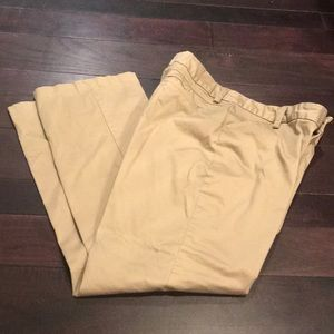 Lee Curvy Fit Khakis